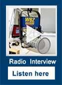 paul's radio interview button